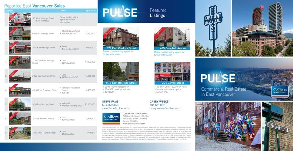 PULSE Newsletter - June 2013
