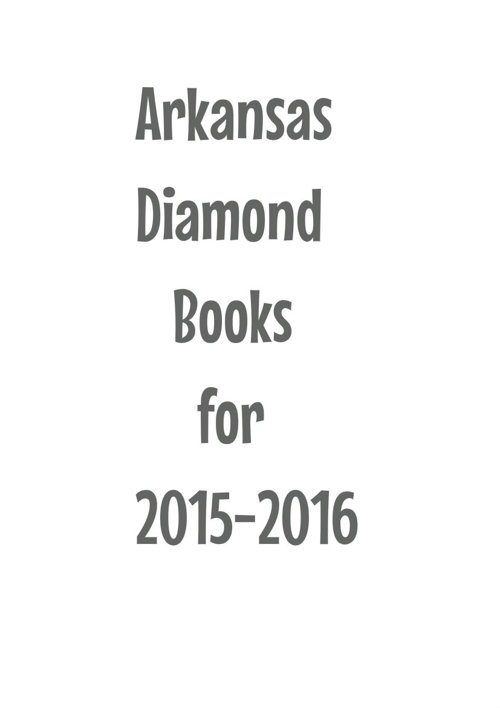 Arkansas Diamond Nominated Books 2015-2016
