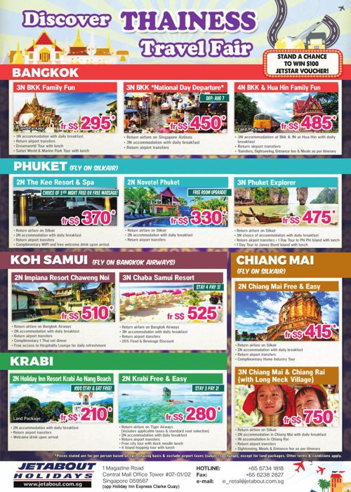 Discover Thainess Travel Fair