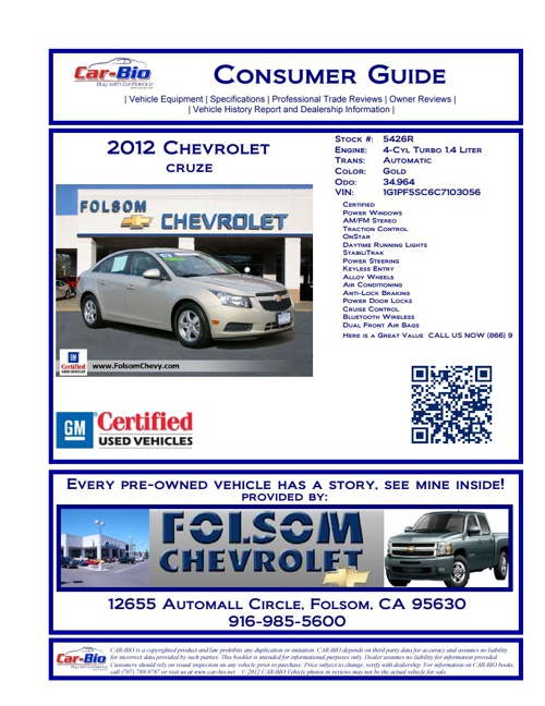 Sample Flip For Training (Folsom Chevrolet)