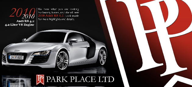 Park Place LTD Car Brochure