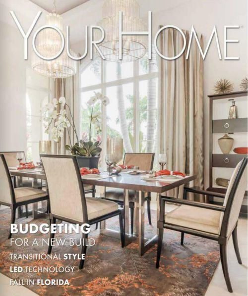 Your Home Magazine Sept/Oct 2015