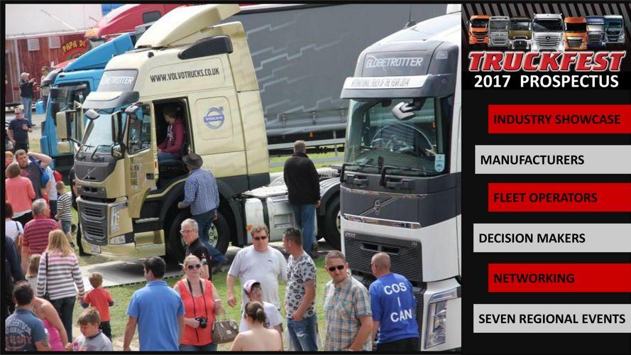 Truckfest 2017 MEDIA KIT