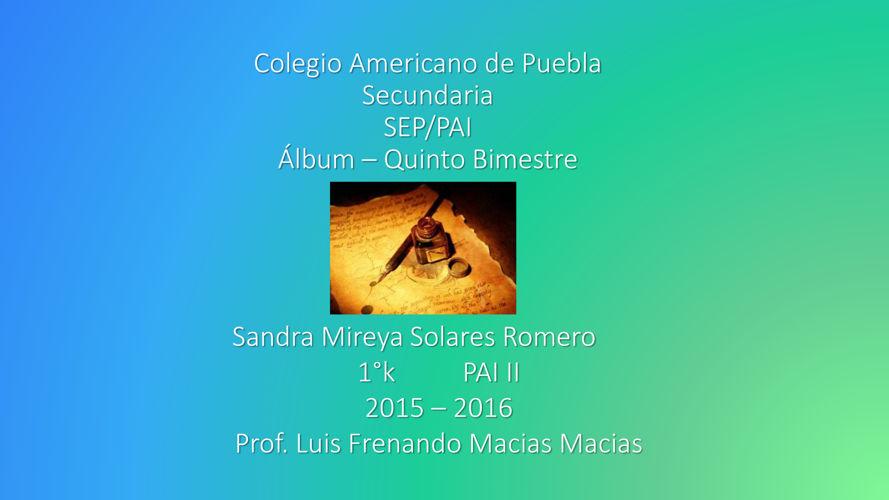 Álbum-ESPAÑOL