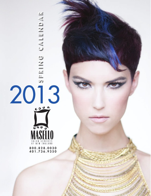 Spring Calendar 2013