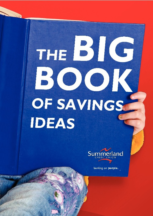 Big Book of Savings