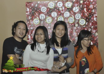 CMP Christmas Party '2012