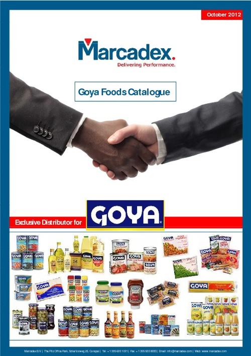 Goya Foods Catalog
