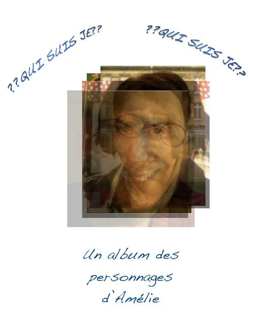 Album des Personnages