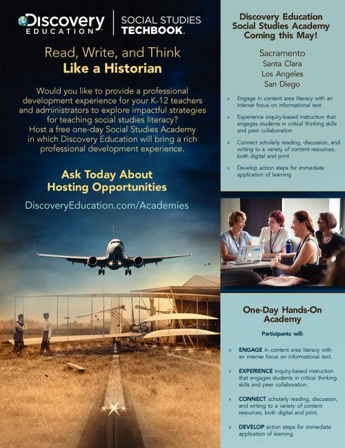 Social Studies Techbook Academy