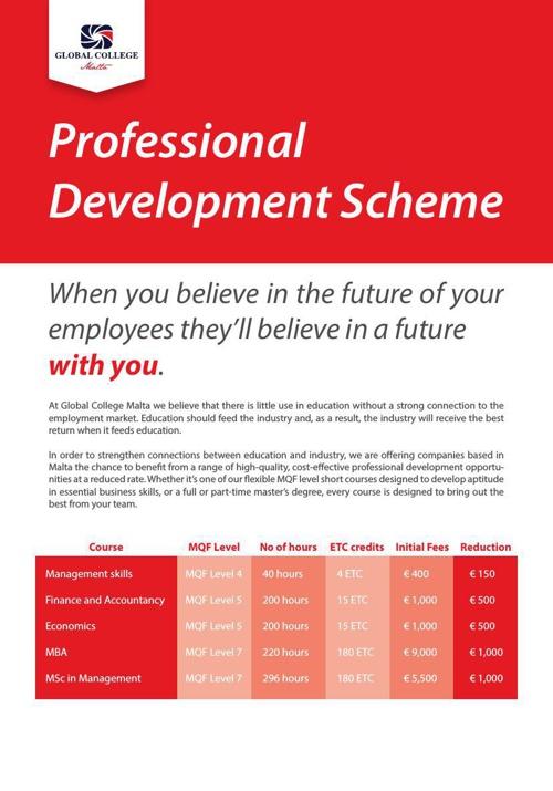 Employment Scheme