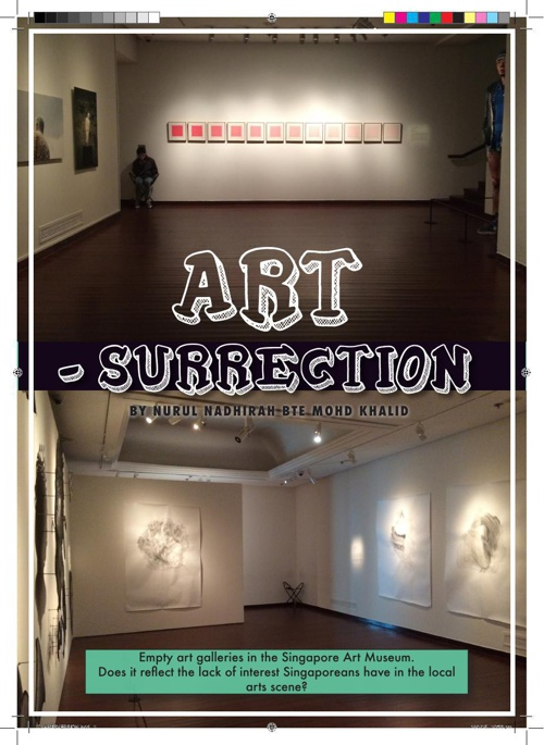 ART-SURRECTION (Nurul Nadhirah Binte Mohammad Khalid)
