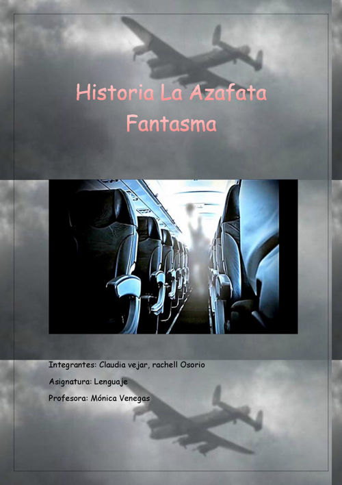 La Fantasma Azafata