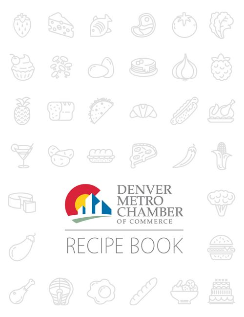 Chamber Staff Recipe Book