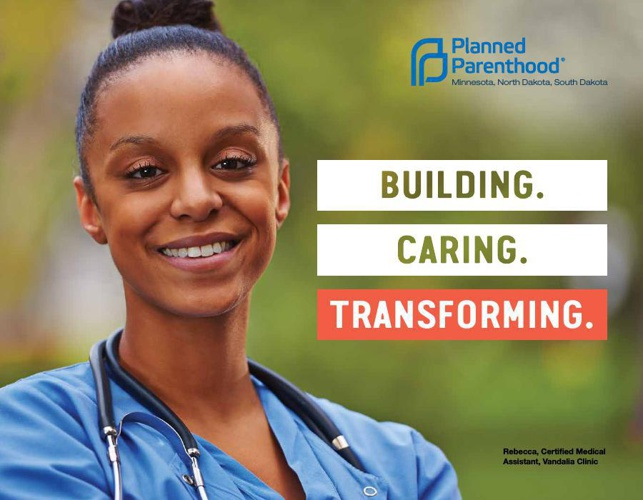 Planned Parenthood 2013 Annual Report