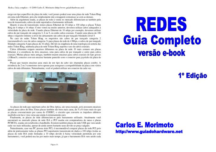 Curso Redes Carlos Morimoto