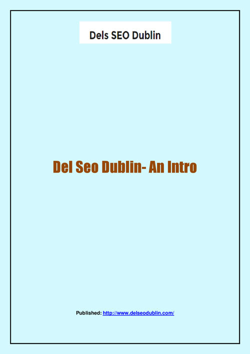 Del Seo Dublin