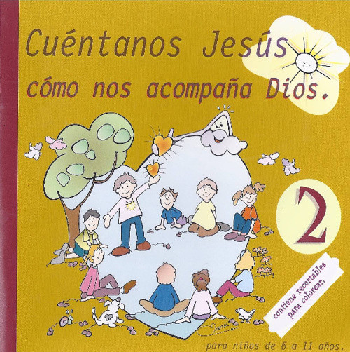 CUÉNTANOS JESÚS 2 / Como nos acompaña Dios