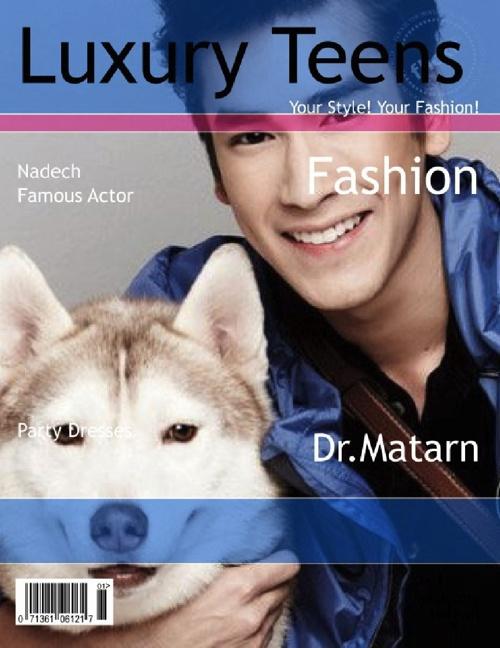 Luxury Teens Magazine