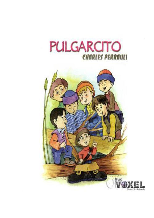 CUENTO DE PULGARCITO 5 BACH CARLOS GAMBOA