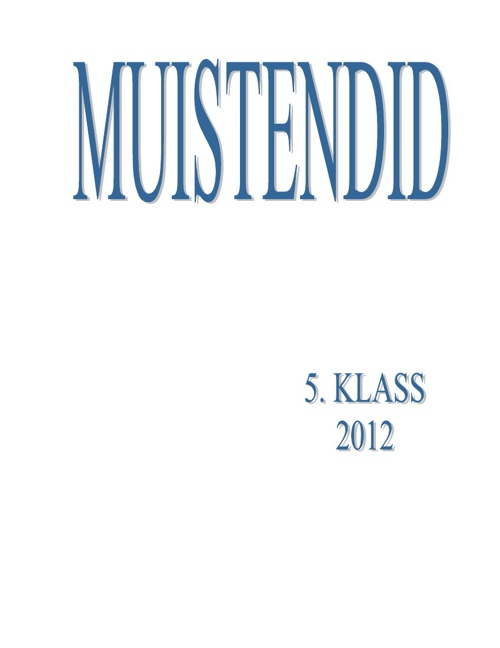 Copy of Copy (2) of MUISTENDID