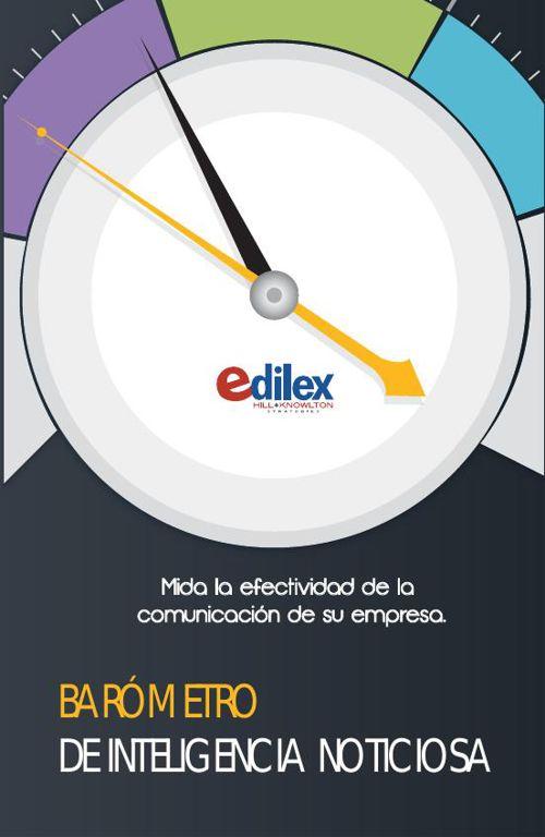 Barómetro Edilex