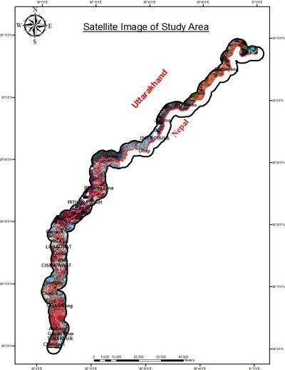 Digital Atlas For Landslide Hazard