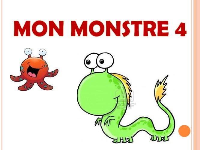 Mon Monstre 4