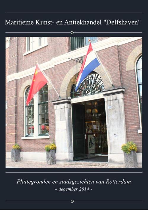 Plattegronden en stadsgezichten van Rotterdam