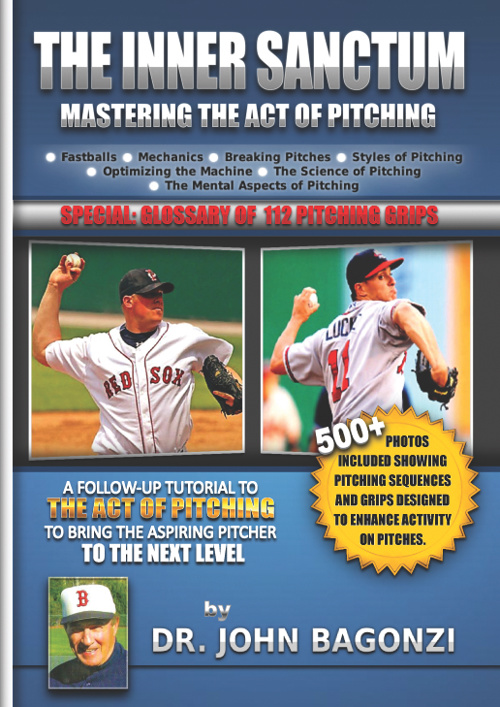 The Inner Sanctum - Mastering the Act of Pitching