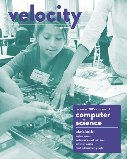 Velocity Magazine - Issue No. 1 - Computer Science