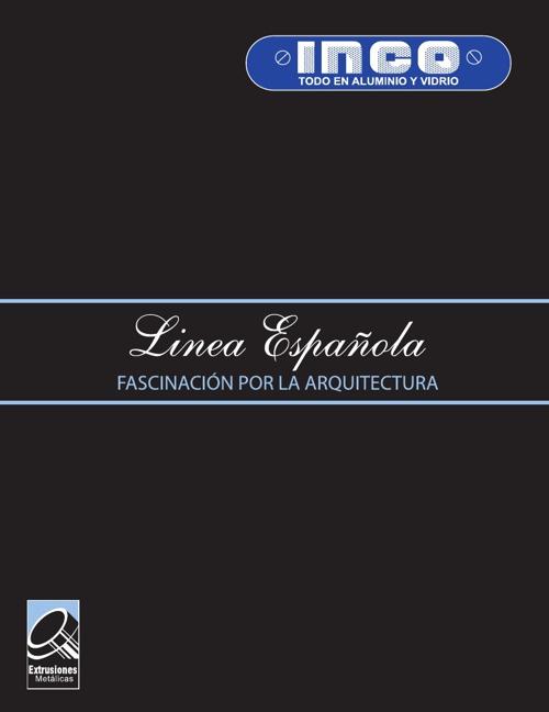 Catálogo Línea Española