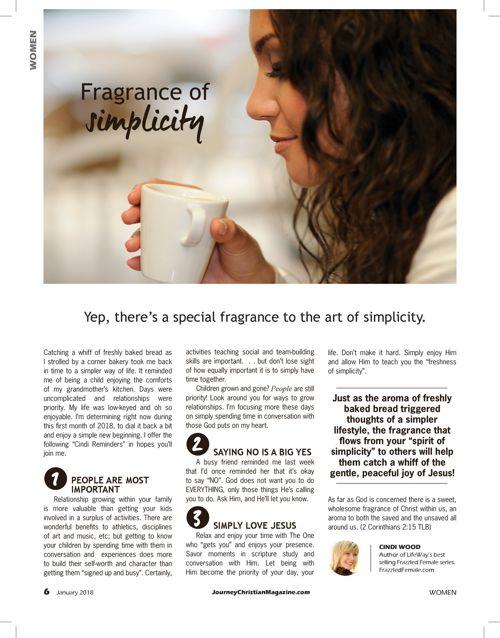 Journey Christian Magazine January 2018