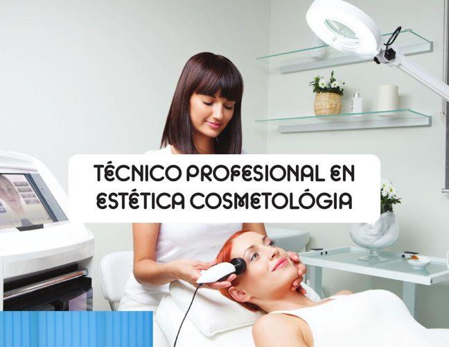Técnico Profesional en Estética Cosmetológica