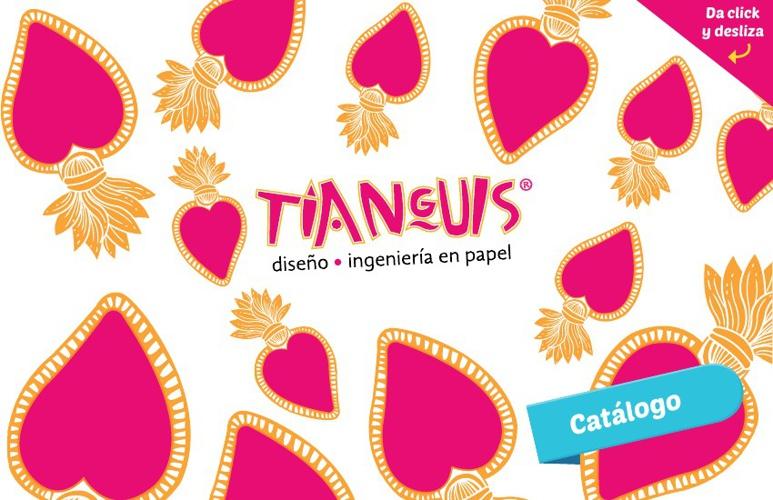 Catálogo on-line Tarjetería Tianguis