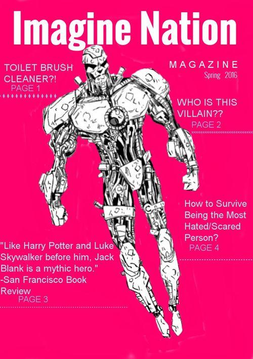 The Accidental Hero Magazine