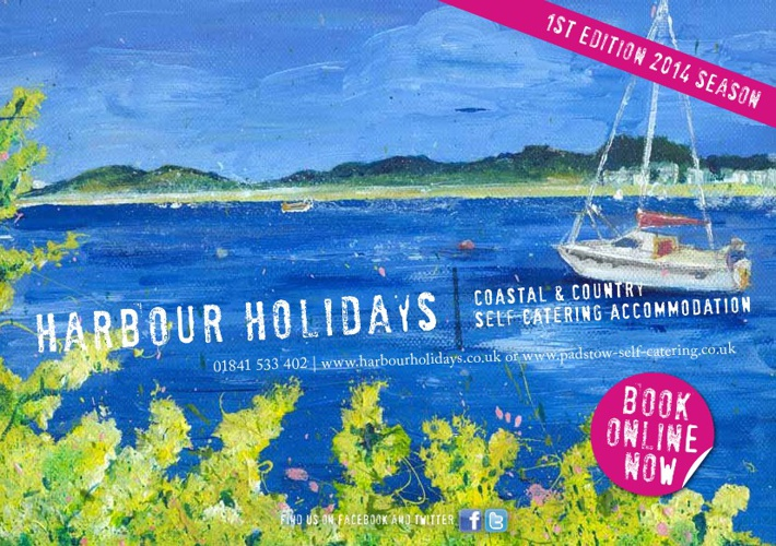 Harbour Holidays Mini Brochure
