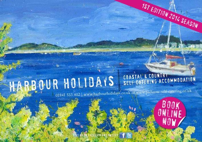Harbour Holidays Mini Brochure