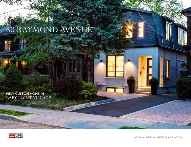 60 Raymond Avenue - Flip Book