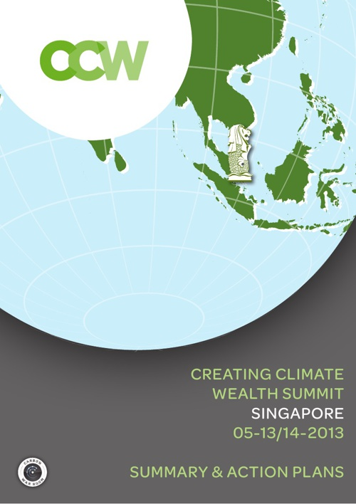 Creating Climate Wealth - Singapore Summary & Action Plan