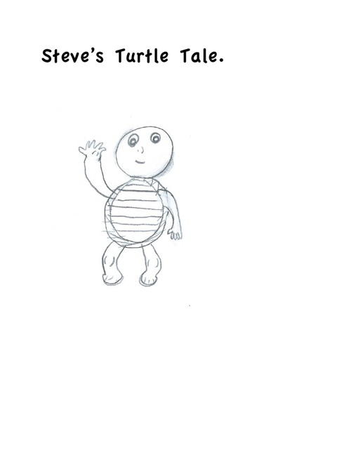 Steve's Turtle Tale by Katie R. Guthrie