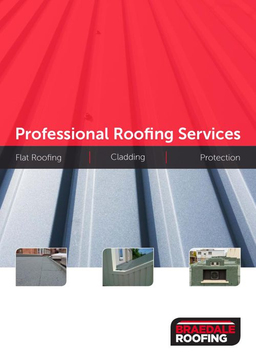 Braedale Roofing Company Brochure