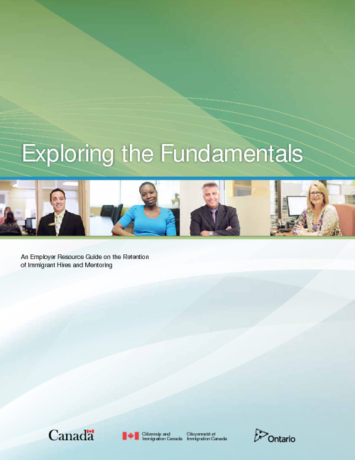 Exploring the Fundamentals Employer Resource