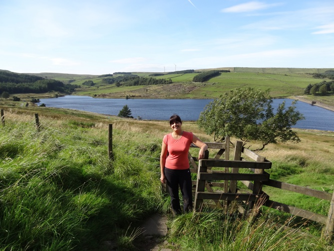 Grane Reservoir Walk