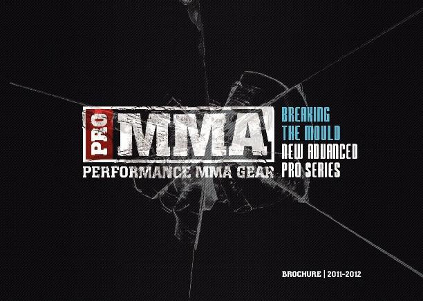 PRO MMA Brochure