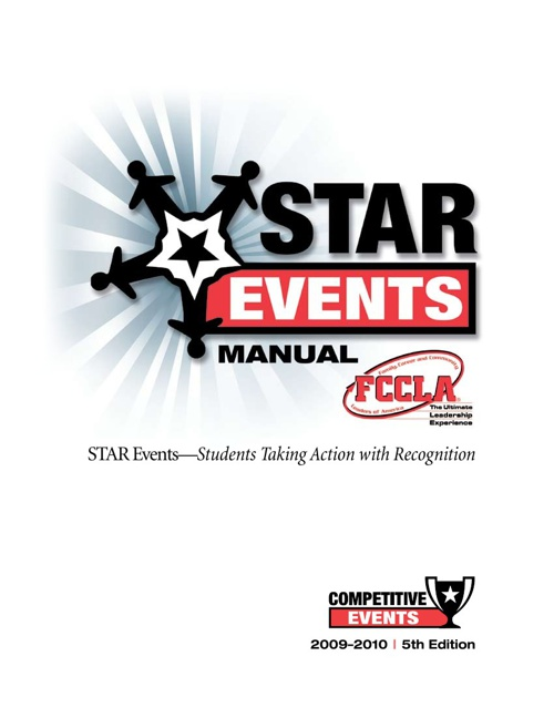 STAR Events Manual