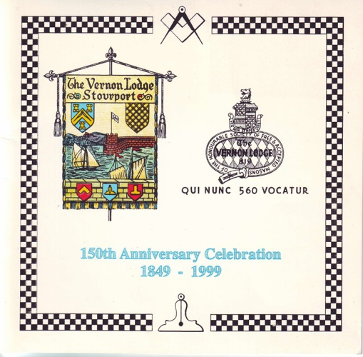 150th Anniversary booklet