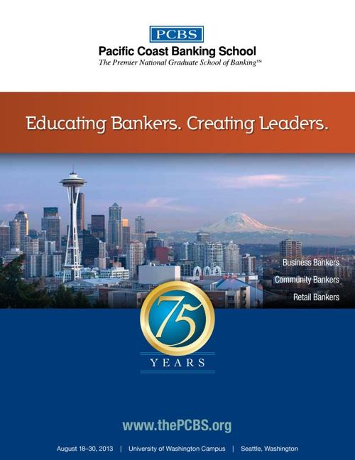 2013 PCBS Brochure