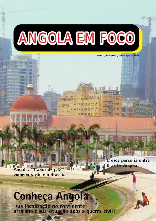 Revista Angola  Em Foco