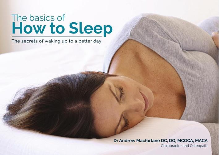 The Basics Of How to Sleep - eBook Vol 1 Ed 1